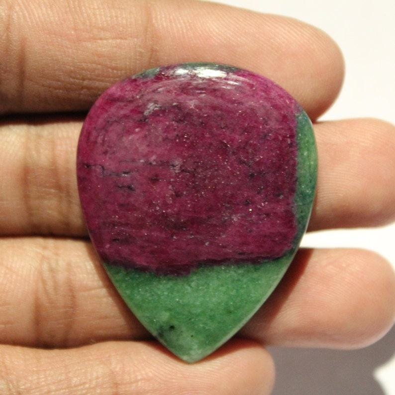Rare Quality Gemstone Pink Druzy,Pear Shape