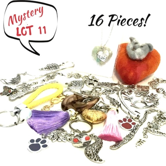 Jewellery Grab Bag - Mystery Gift Box LOT 11 - Mystery Box - All New Gifts - Christmas Bargain - Free Local Shipping - Gift for Her