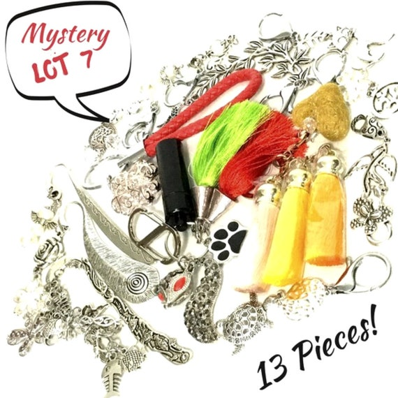 Quality Grab Bag - Jewellery Surprise Package - Mystery Jewellery Box LOT 7 - All New Gifts - Christmas Bargain - Genuine BARGAIN