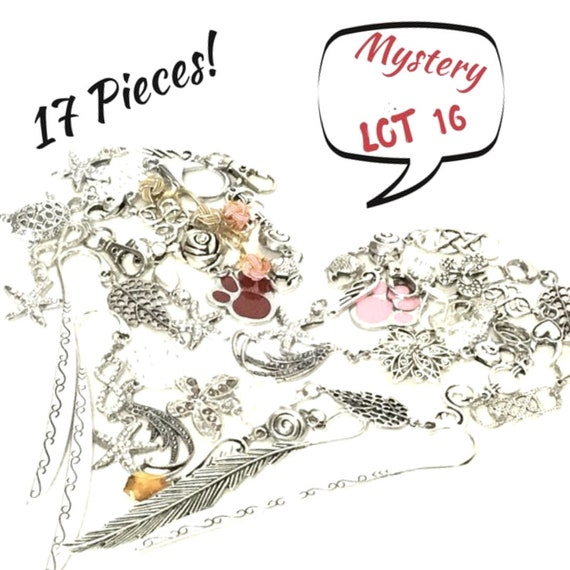 Jewellery Accessories - Mystery Gift Box LOT 16  - All New Gifts - Surprise Package - Christmas Bargain -  Gift for Her