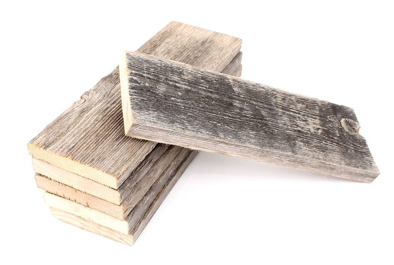 Reclaimed Wood Plank Bundle For DIY Projects  Craft Wood  image 0