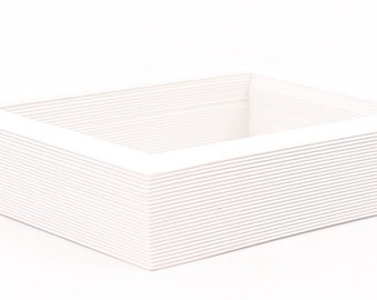 BarnwoodUSA | White Pack of 25 Picture Framing Mattes with White Core Bevel Cut | 4x6 or 5x7 Opening Available