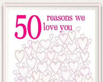 50th Birthday Party Decorations For Women