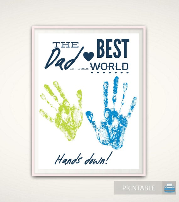 Gift For Dad Personalized Fathers Day From Kids