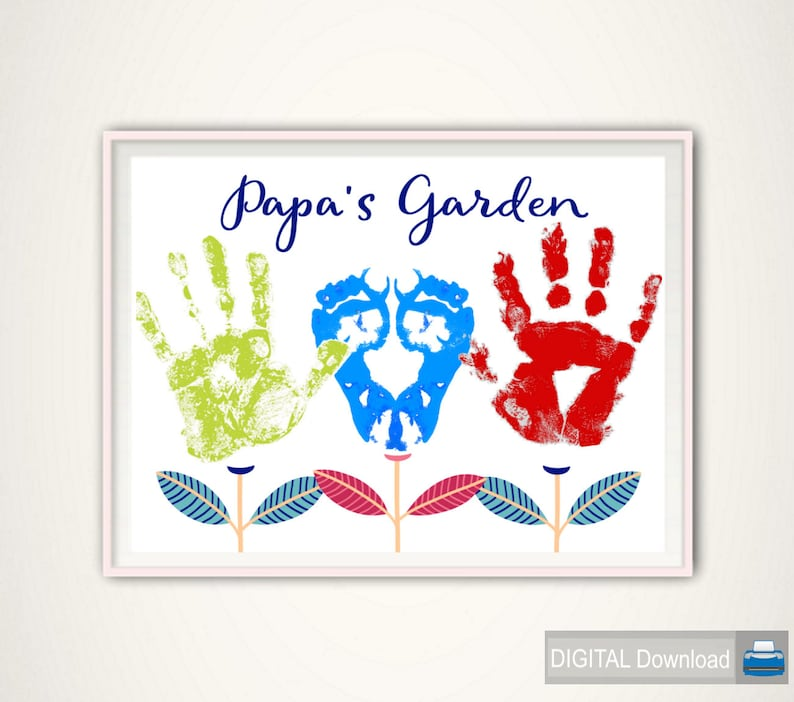 Papa Gifts Gifts for Papa from Grandkids Personalized Gift image 0