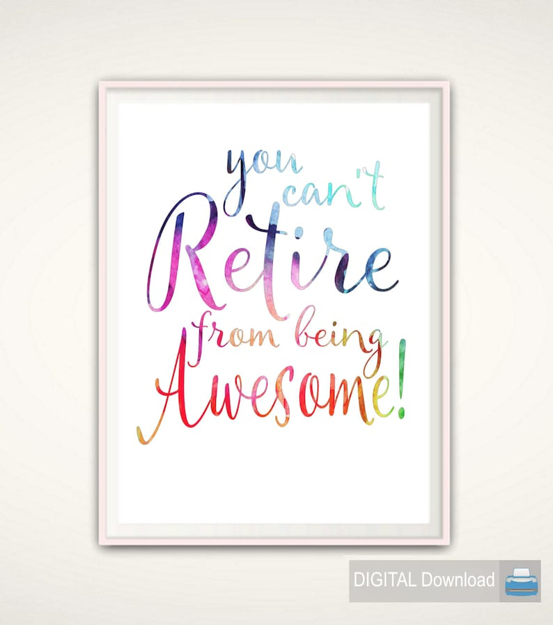 graphic about Quotes Printable known as Nurse Retirement Present - Retirement Rates, PRINTABLE Retirement Indication, Retirement Decorations, Instructor Retirement, Retirement Presents, Social gathering