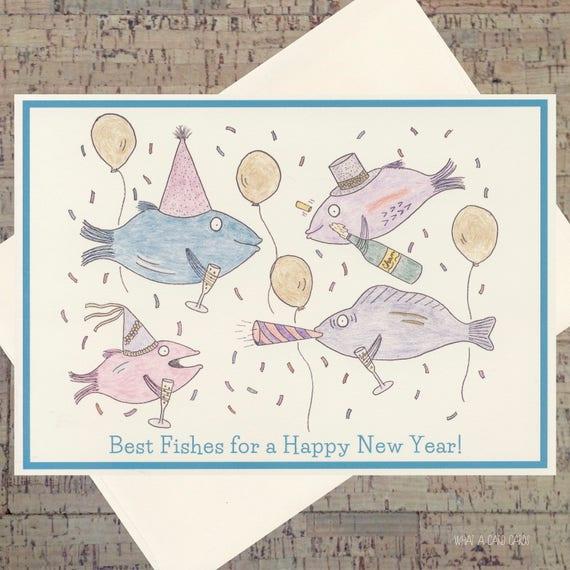 Happy New Year Card New Year Card New Year Wishes Funny New
