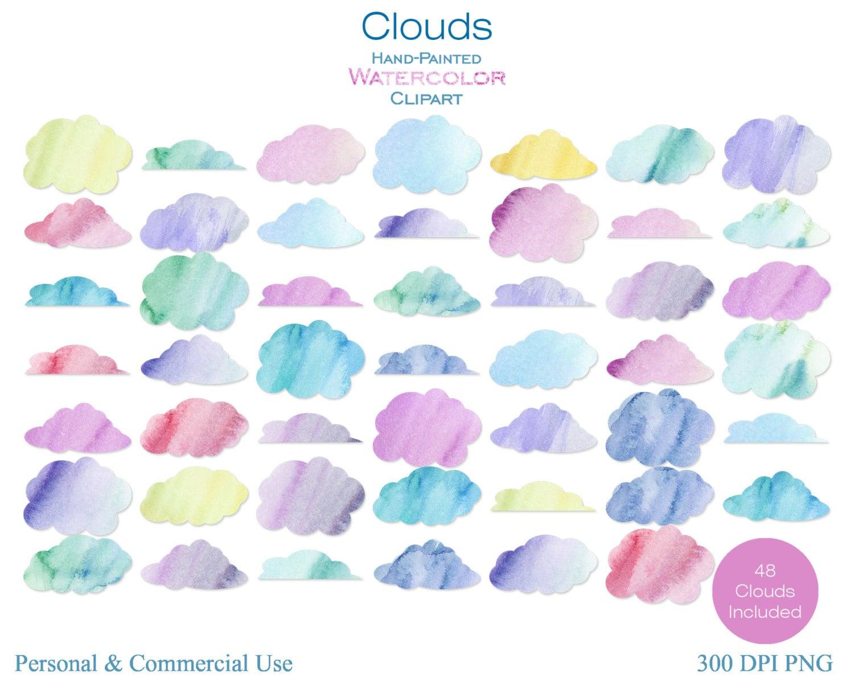 Pink Cloud Clipart