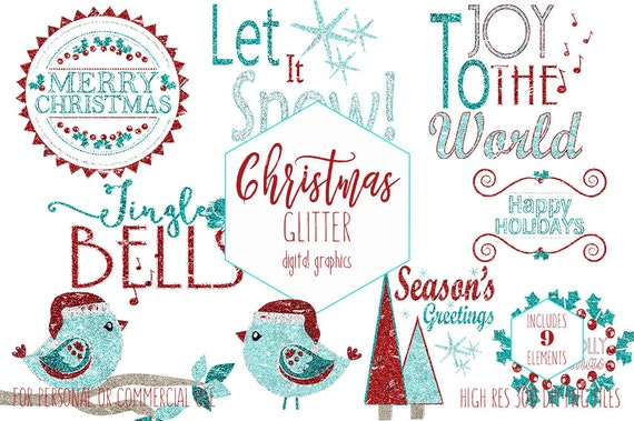 12x12 Paper 3Pcs Christmas Phrases in Frames
