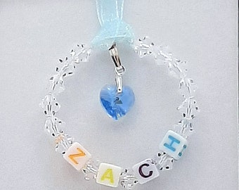 New Baby Name Charm