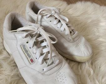 Women's Reebok Freestyle Hi Vintage Size 6.5