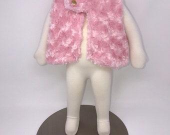 Cutie Pink Vest