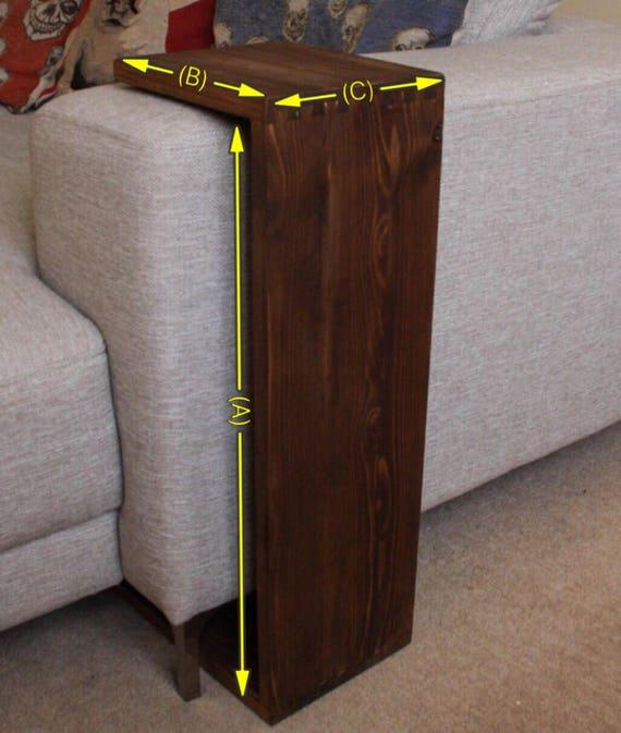 Pleasant Sofa Table Sofa Tray Sofa Arm Table End Table Side Table Chair Arm Table Tray Table Couch Table Remote Holder Machost Co Dining Chair Design Ideas Machostcouk