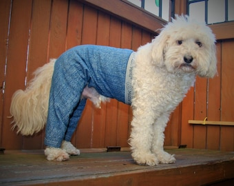 Walking Dog Pants - dog wounds, dog surgery, dog cone,  keep clean. E-Collar Recovery Collar Alternative,   Quality Pet Clothing
