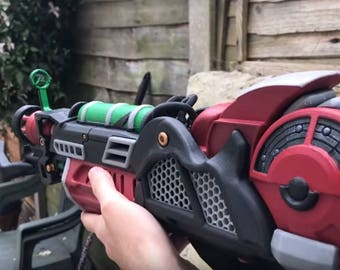 Ray Gun brought to life from call of duty mk2 mkII Painted