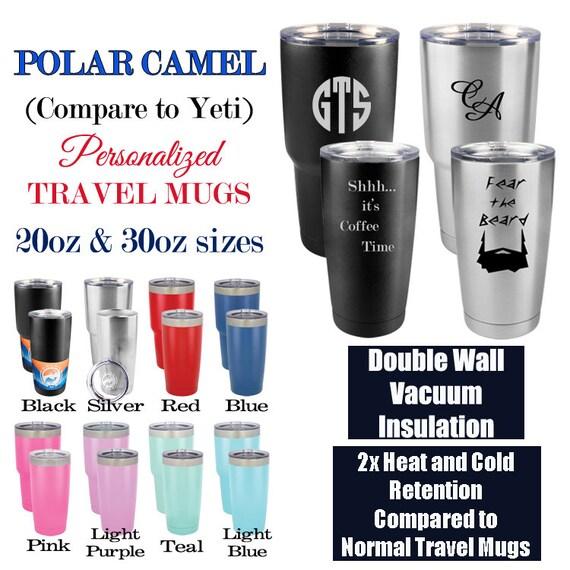 personalized travel mug travel mug personalized tumbler etsy