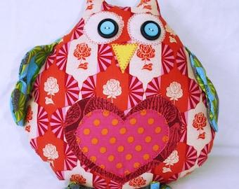 Soft toy owl