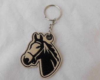 Key Chain Horse