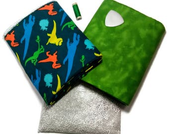 Toddler/Child Weighted Blanket or DIY Kit with Instructions and Supplies for Sensory Processing, Autism, PTSD, Anxiety & RLS