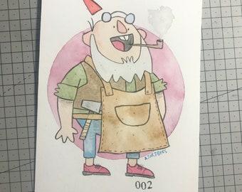 Gnome 002