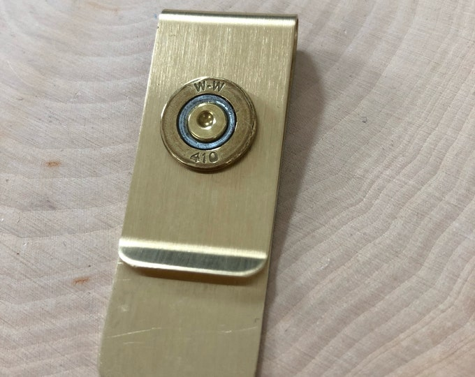 410 gauge money clip