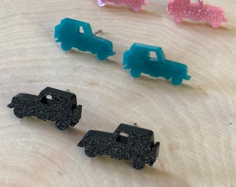 Jeep studs, stainless steel posts, 3 colors too choose from