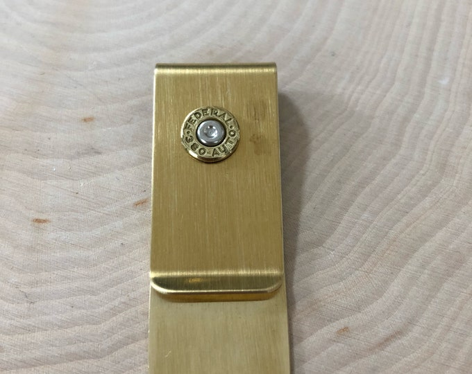 380 bullet money clip