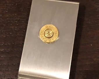 30-06 money clip, double sided