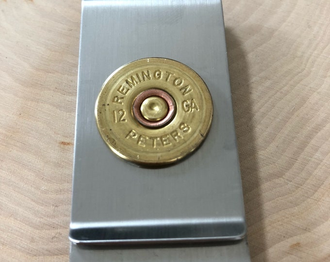 12 gauge money clip