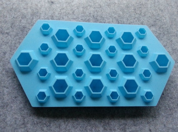 27-Diamond Ice Mold Ice Tray Flexible Silicone Jewelry Mold Icing Mold Resin