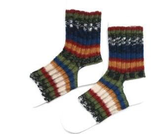 Yoga Socks, Ankle Warmer, Knitted Yoga Socks, Yoga Accessories, Dance socks, Toeless Socks, Hipster socks, Pilates socks, Breathable socks