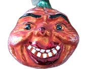 Christopher Radko PUMPKIN EATER Halloween Ornament 1996 NWT