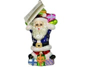 Christopher Radko HAPPY HANDFUL Christmas Ornament For Four Seasons 99-171-F