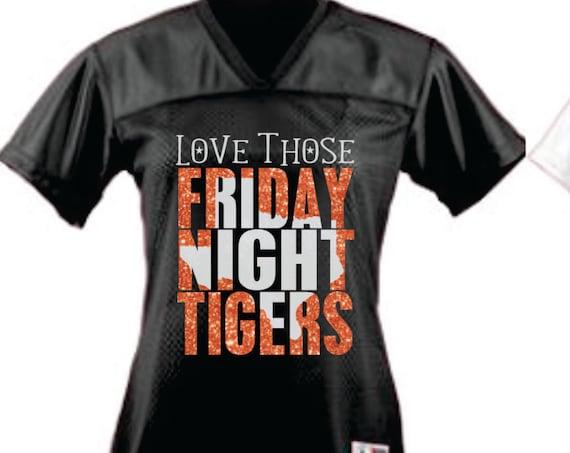 Love Those Friday Night Mascot Jerseys