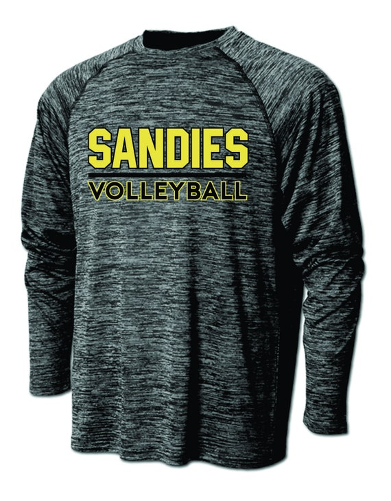Sandies Volleyball LONG SLEEVE Tee
