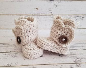 f746fe6bdf395 Crochet boots | Etsy