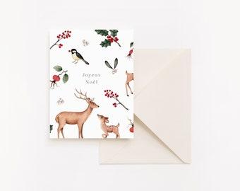Christmas Card - Nordic Christmas