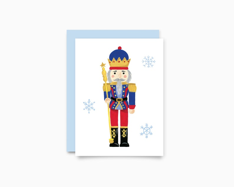 Holiday Greeting Card   The Nutcracker image 0