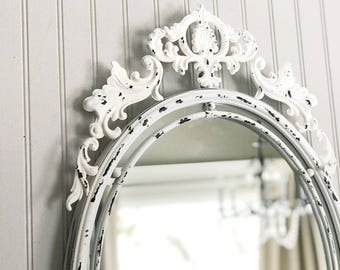 Shabby Chic Mirror Etsy