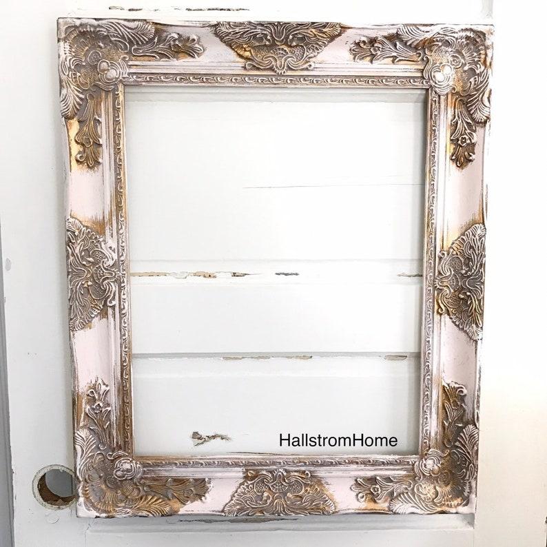 Wedding Gold Frame\Shabby Chic Wall Frame