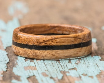 Kentucky Bourbon and Stables Wood Ring