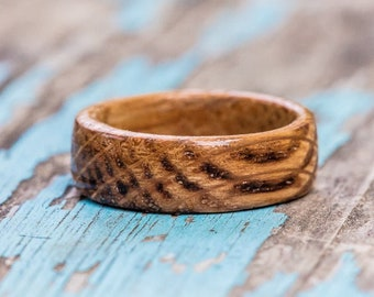 Kentucky Bourbon Barrel Wood Ring