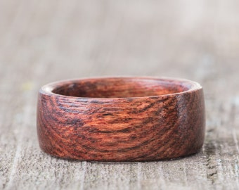 Chechen Wood Ring
