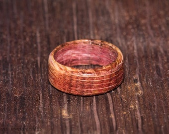 Reclaimed Napa Valley Wine Barrel Ring