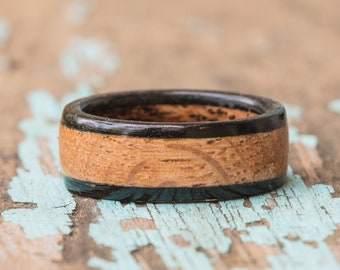 Kentucky Race Horse Wood Ring