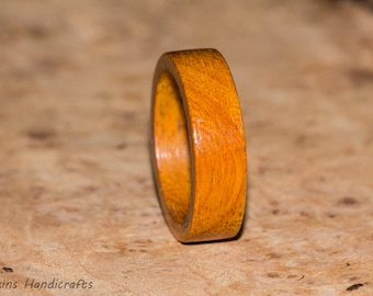 Osage Orange Wood Ring