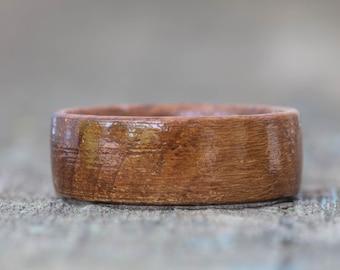 Teak Wood Ring
