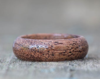 Mequite Wood Ring