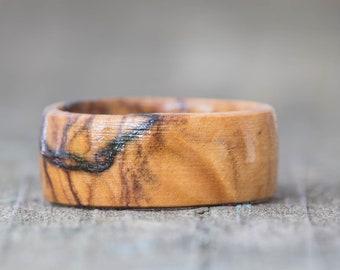 Bethlehem Olivewood Ring
