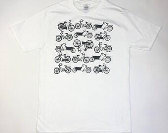 MENS Bicycle T.shirt